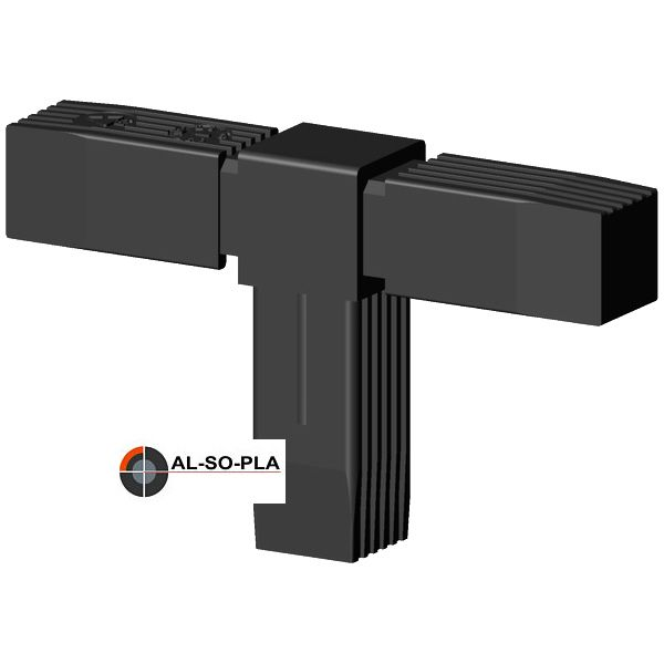 T-Stück - für 30mm Profil