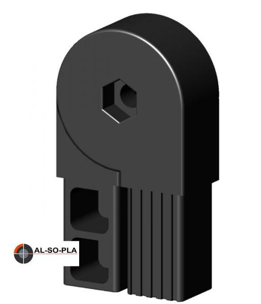 Winkel- Gelenkverbinder 0-190°