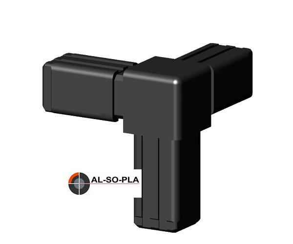Steckverbinder für Profile 13,5mm