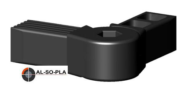 Winkel- Gelenkverbinder 0-60°