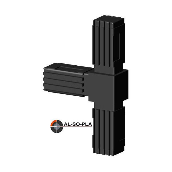 T-Stück Verbinder für 20mm Profil