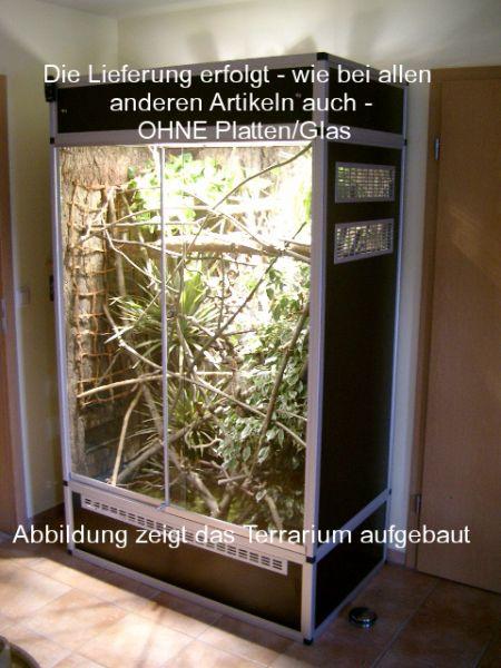 Terrarium 120x70x200cm