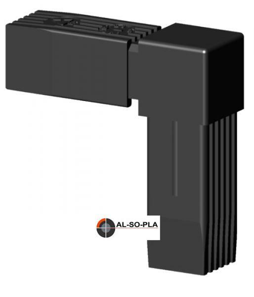 Winkel Verbinder für 25mm Profil