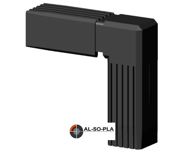Winkel Verbinder für 30mm Profil o.Kopf
